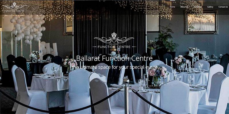 Ballarat-Function-Centre-link