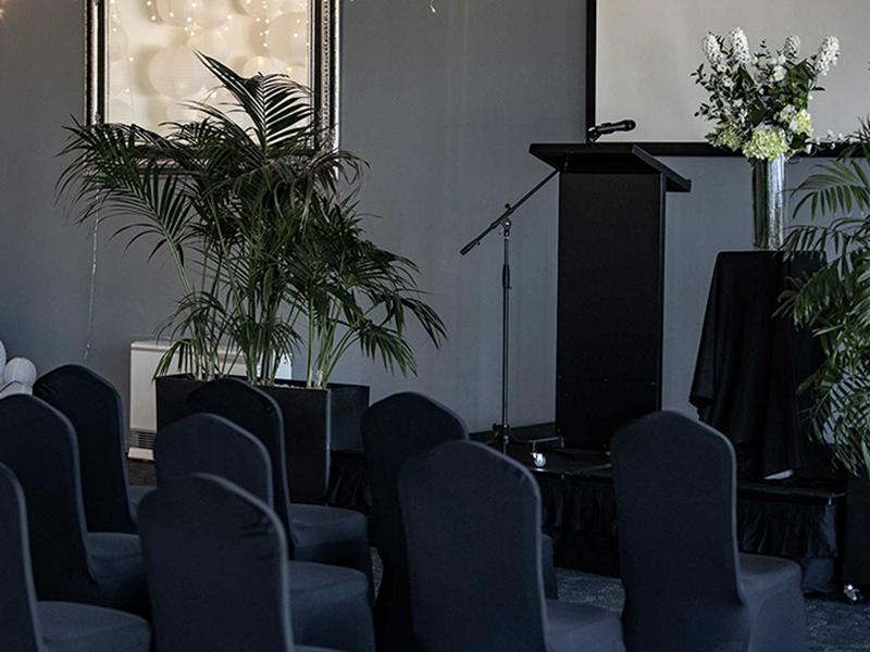 Funeral-wake-ballarat function room