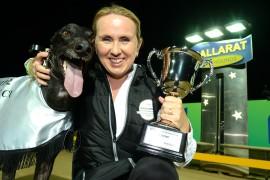 Aston Dee Bee dominates Ballarat Cup