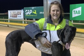 Young gun polishes track record